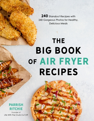 Cover for The Big Book of Air Fryer Recipes