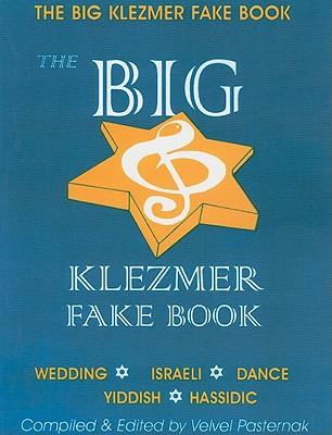 The Big Klezmer Fake Book Cover Image