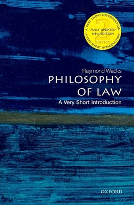 Philosophy of Law: A Very Short Introduction (Very Short Introductions) Cover Image