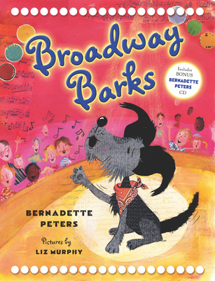 Broadway Barks [With CD] Cover