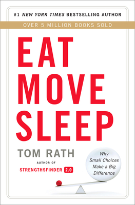 Eat Move Sleep Cover
