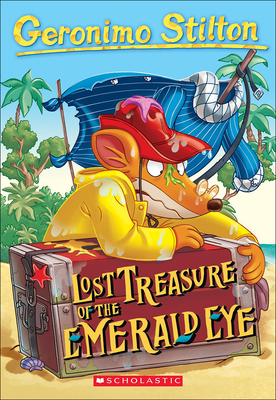 Lost Treasure of the Emerald Eye (Geronimo Stilton #1) Cover Image