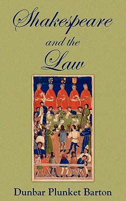 Shakespeare and the Law Cover Image