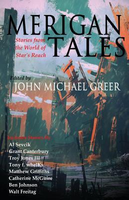 Merigan Tales Cover