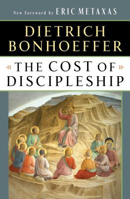 The Cost of Discipleship Cover Image