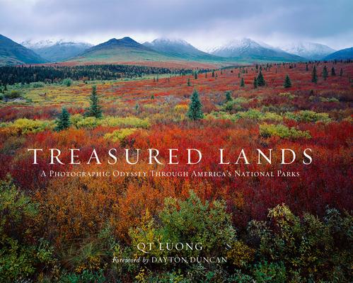 Treasured Lands Cover