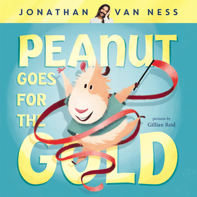 Peanut Goes for the Gold Cover Image