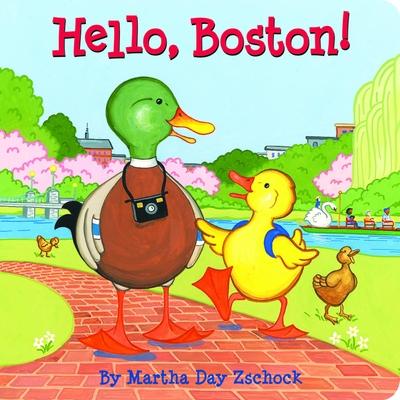 Hello, Boston! (Hello!) Cover Image