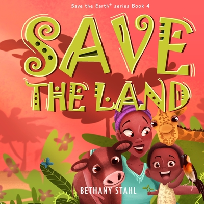 Save the Land Cover Image