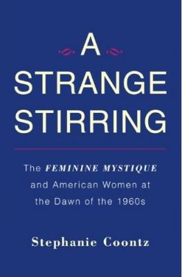 A Strange Stirring Cover