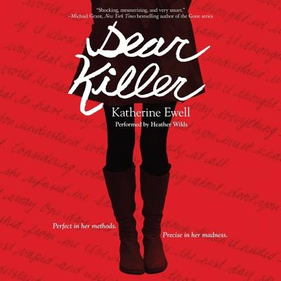 Cover for Dear Killer