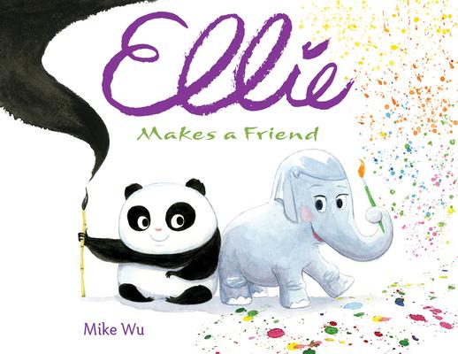 Ellie Makes a Friend Cover Image