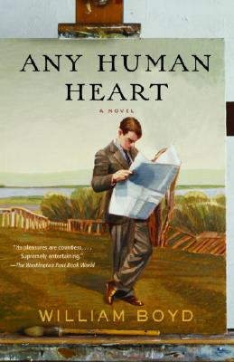 Any Human Heart (Vintage International) Cover Image