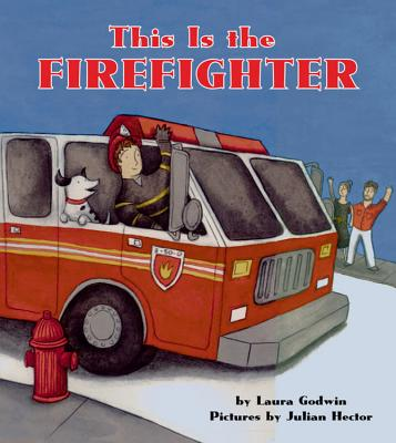 This Is the Firefighter Cover