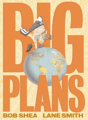 Cover for Big Plans