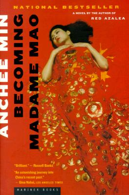 Becoming Madame Mao Cover