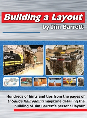 Building a Layout by Jim Barrett Cover Image