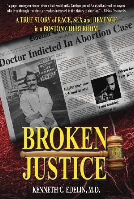 Broken Justice Cover