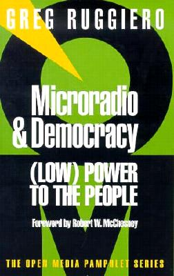 Microradio & Democracy Cover