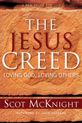 The Jesus Creed Cover