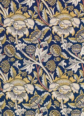 William Morris Notebook (Decorative Notebooks) Cover Image