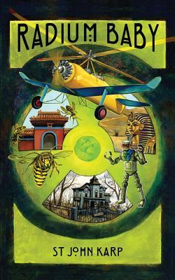 Radium Baby Cover
