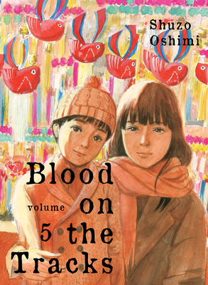 Cover for Blood on the Tracks, volume 5
