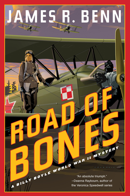 Road of Bones (Billy Boyle WWII Mystery) Cover Image