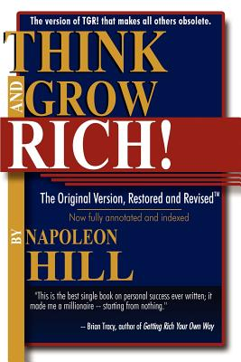 Think and Grow Rich! Cover
