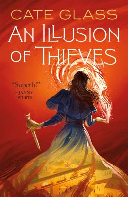 An Illusion of Thieves (Chimera #1) Cover Image