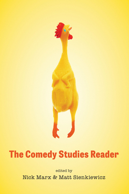 Comedy Studies Reader Cover Image