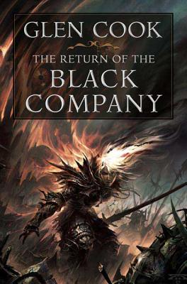 The Return of the Black Company (Chronicles of The Black Company) Cover Image