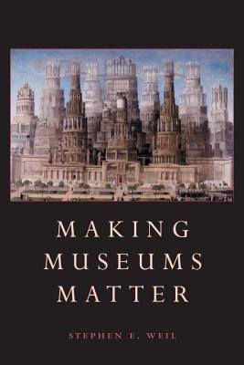 Making Museums Matter Cover