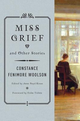 Miss Grief and Other Stories Cover