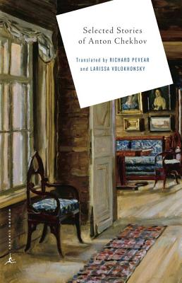 Selected Stories of Anton Chekhov (Modern Library Classics) Cover Image