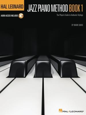 Hal Leonard Jazz Piano Method Cover Image