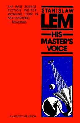 His Master's Voice Cover Image
