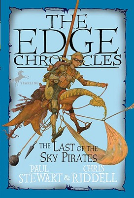 The Last of the Sky Pirates Cover
