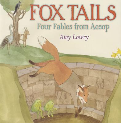Fox Tails Cover