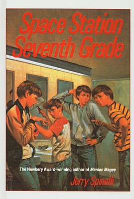 Space Station Seventh Grade Cover Image