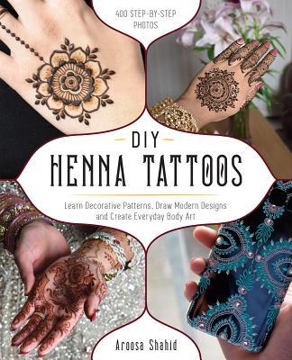 Cover for DIY Henna Tattoos
