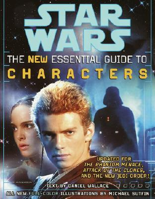The Essential Guide to Characters, Revised Edition Cover