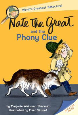 Nate the Great and the Phony Clue Cover Image