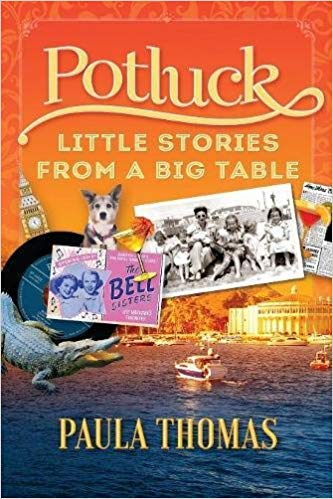 Potluck: Little Stories From A Big Table Cover Image
