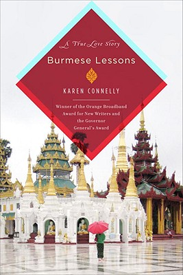 Burmese Lessons Cover