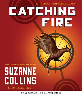 Catching Fire (The Second Book of The Hunger Games) Cover Image