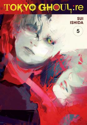 Tokyo Ghoul: re, Vol. 5 Cover Image