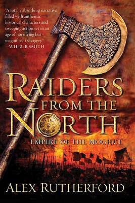 Raiders from the North Cover