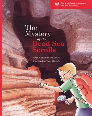 The Mystery of the Dead Sea Scrolls Cover Image