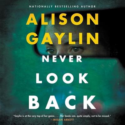 Never Look Back Lib/E Cover Image